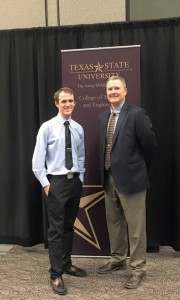 Tracie's son Landry recently made the Dean's List for Engineering at Texas State.