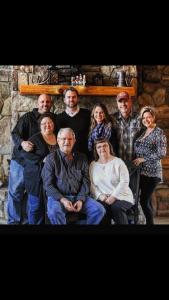Amanda & Family on Vacation in Oklahoma.